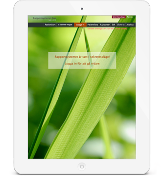 itapp.se develope for iPad